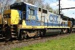 CSX 5938 on Q438